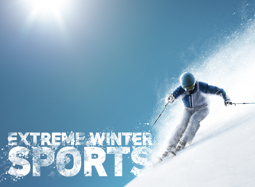 extreme winter sports